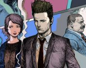 Jake Hunter Detective Story