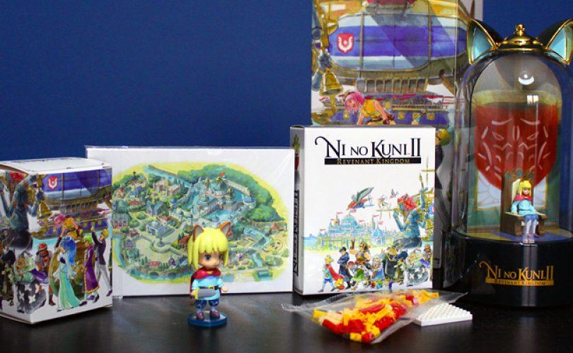 Ni no Kuni II Story Contest