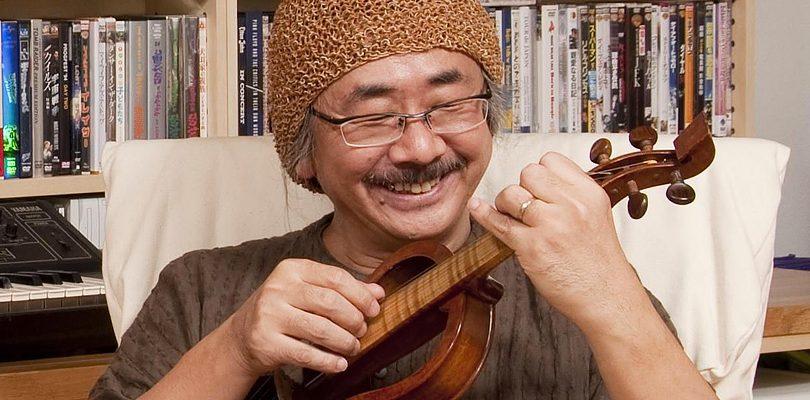 Nobuo Uematsu al lavoro su FINAL FANTASY VII REMAKE