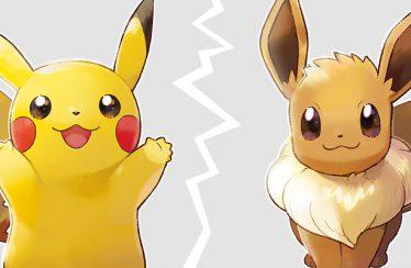 Pokémon: Let's Go, Pikachu & Eevee