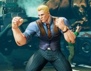 Street Fighter V - Cody