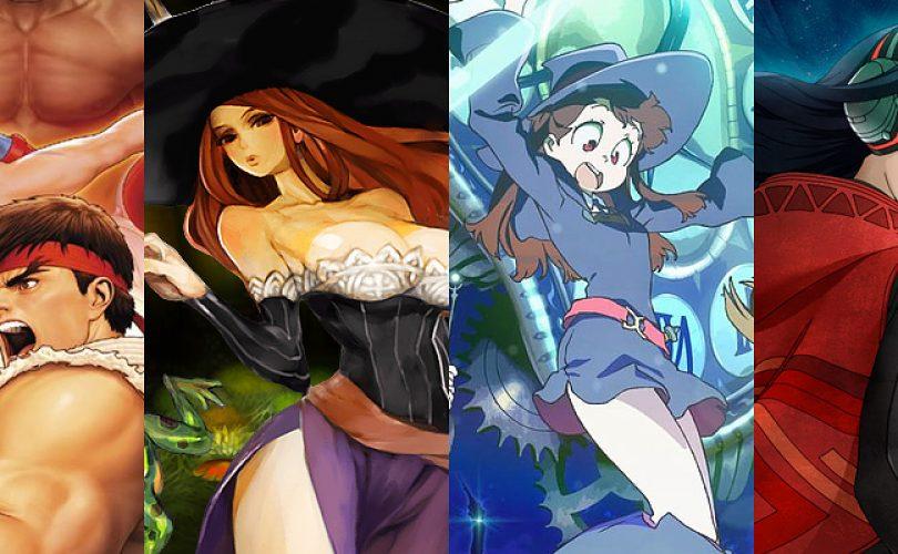 Videogiochi giapponesi in uscita: maggio 2018