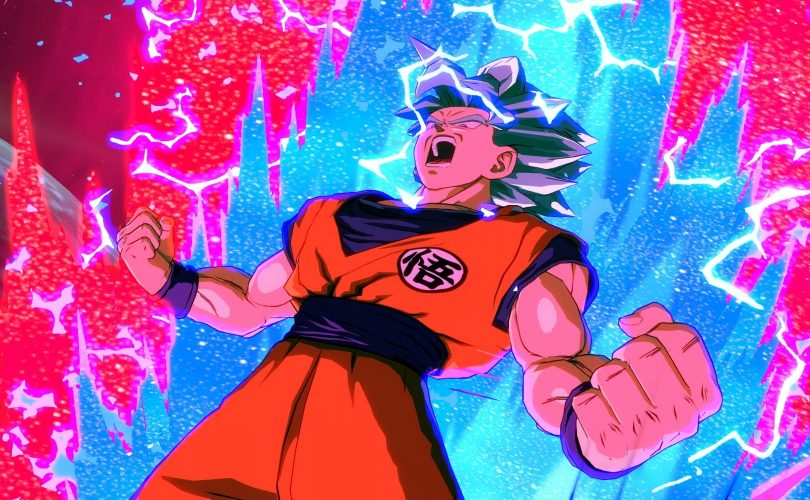 DRAGON BALL FighterZ confermato su Nintendo Switch