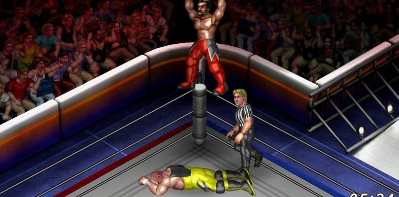 "Fire Pro Wrestling World: disponibile il DLC ""Move Craft"""