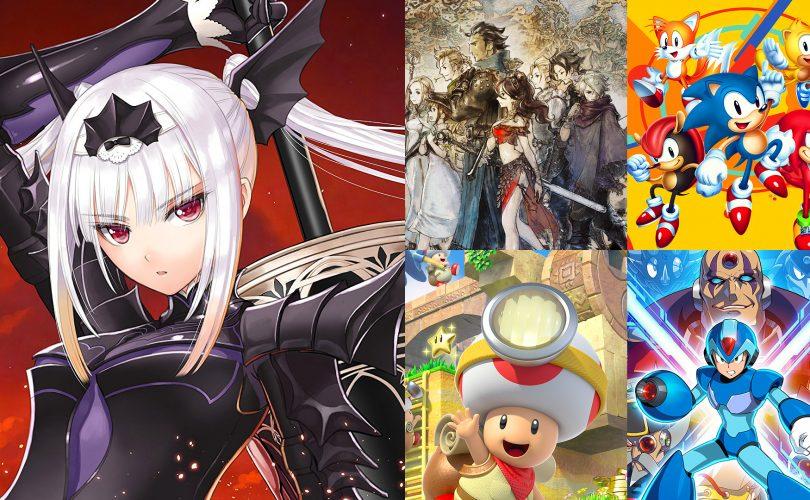 Videogiochi giapponesi in uscita: luglio 2018