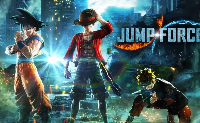 JUMP Force: trailer per Light Yagami e Ryuk di Death Note