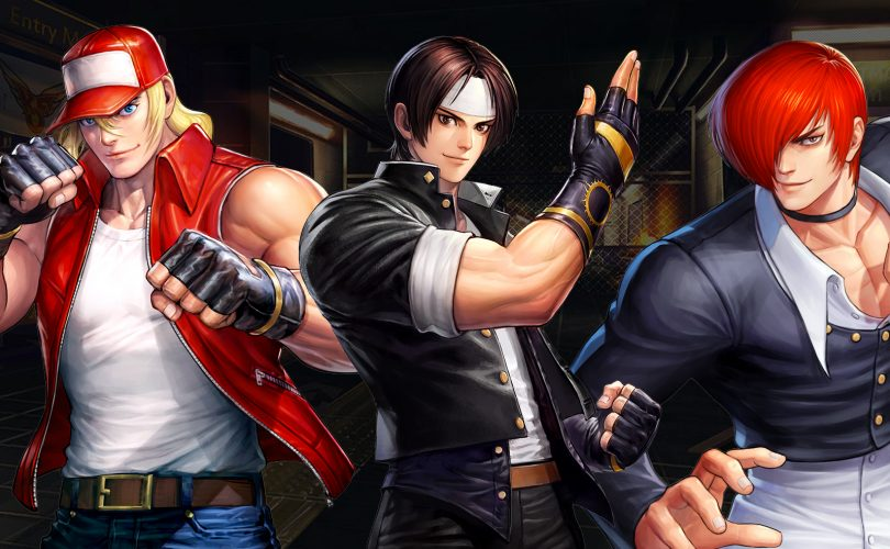 THE KING OF FIGHTERS All-Star