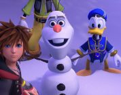 KINGDOM HEARTS III - Frozen