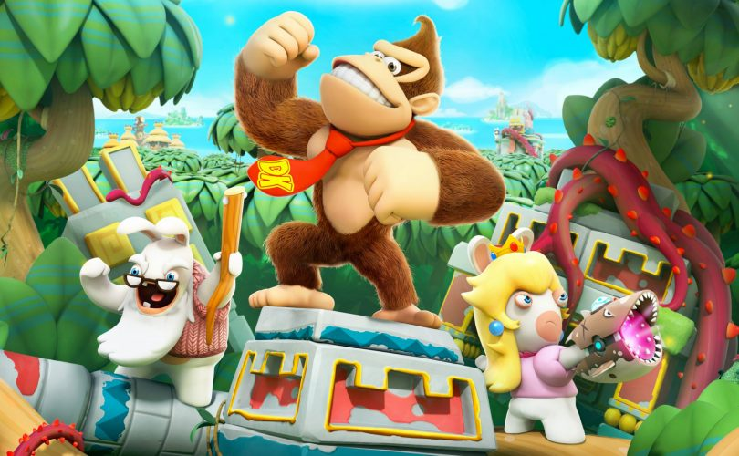 Mario + Rabbids Kingdom Battle - Donkey Kong Adventure