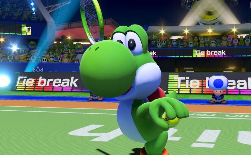 Mario Tennis Aces: disponibile l'aggiornamento 3.0.0