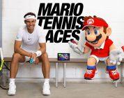 Mario Tennis Aces: l'idraulico sfida Nadal in un nuovo trailer
