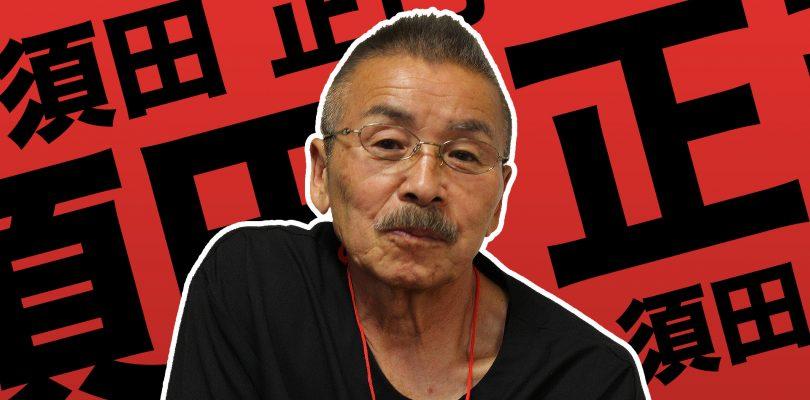 Masami Suda al BGeek 2018: l'intervista di Akiba Gamers