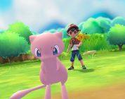 Pokémon Let's GO: Mew