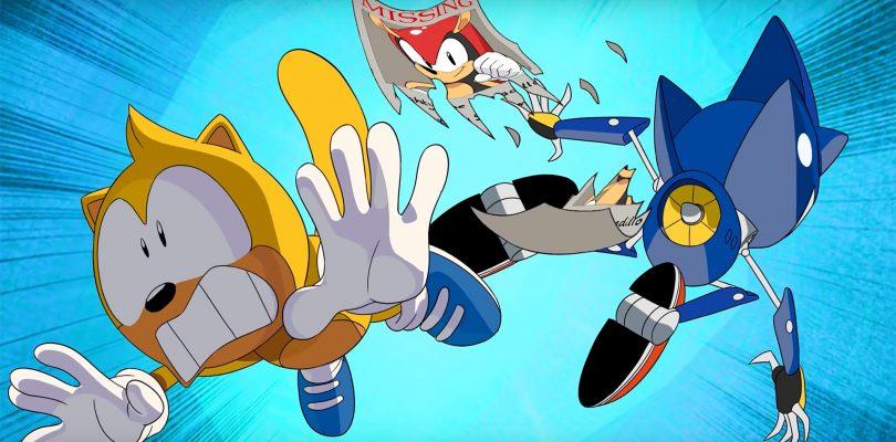 Sonic Mania Adventures: disponibile l'episodio 4
