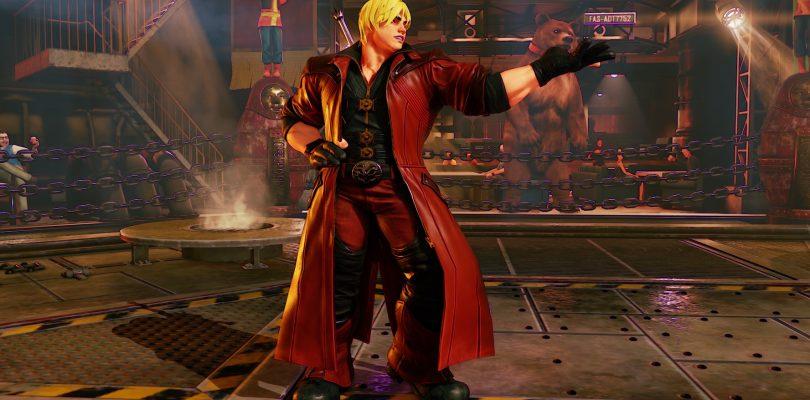 Street Fighter V: Survival Mode e costumi di Devil May Cry in arrivo
