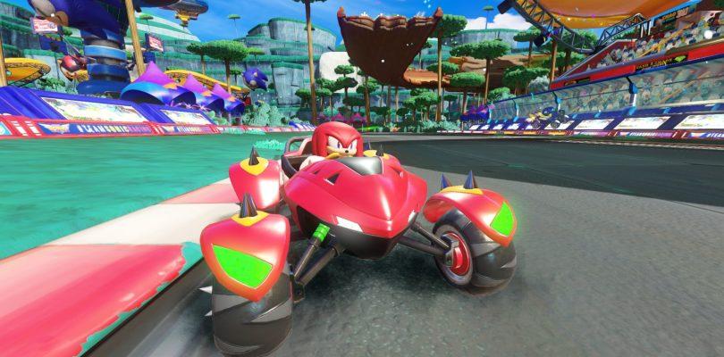 Team Sonic Racing: un nuovo trailer mostra le mosse di squadra