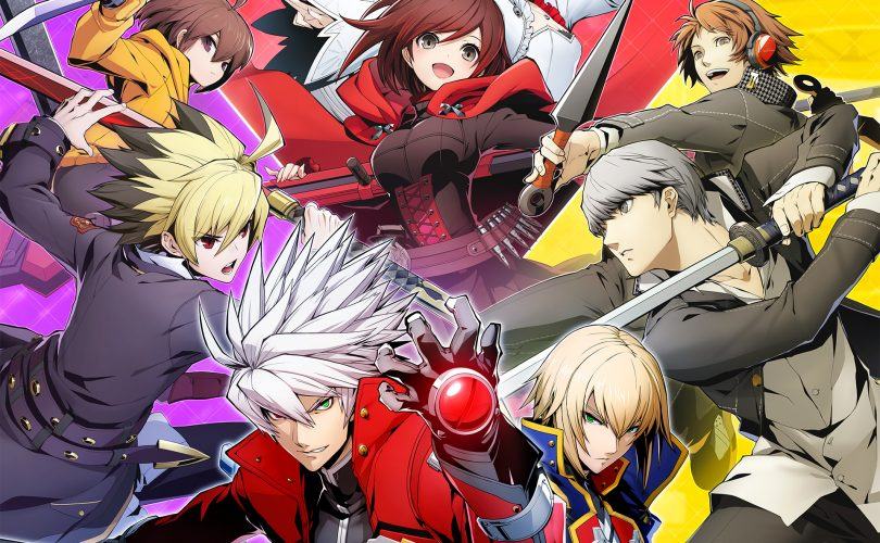 BLAZBLUE CROSS TAG BATTLE - Recensione