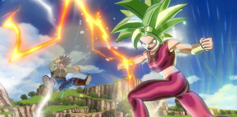 Dragon Ball XenoVerse 2: prime immagini per Kefla