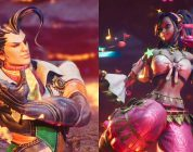Fighting EX Layer: Vulcano Rosso e Pullum Purna