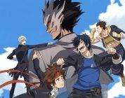 Gakuen BASARA: trailer di debutto e nuova visual per la serie animata