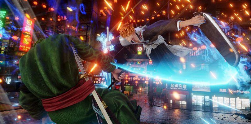 JUMP FORCE: Ichigo Kurosaki sfida Zoro e Luffy nella nuova galleria di immagini