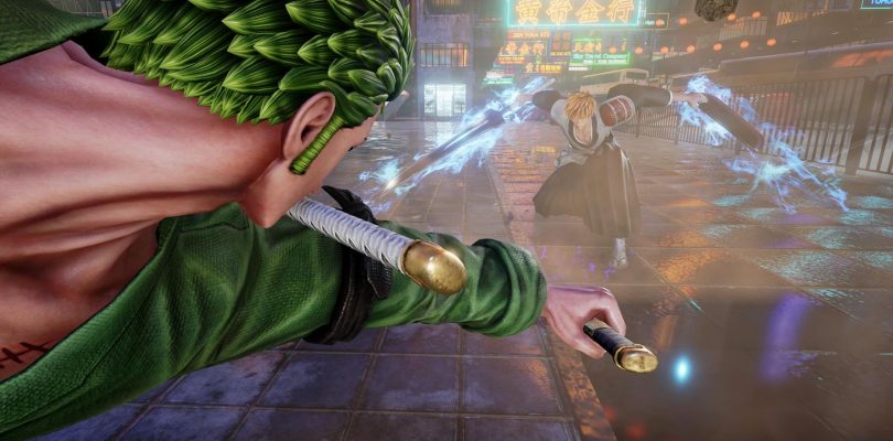 JUMP FORCE: nuovo trailer e video di gameplay dall'ACGHK 2018