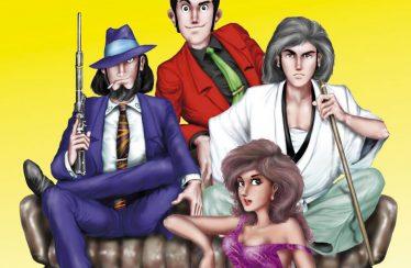 Lupin III - Monkey Punch
