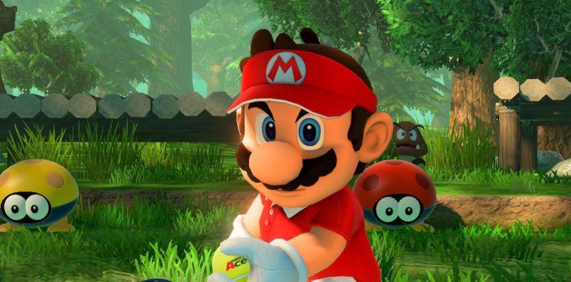 Mario Tennis Aces: trailer per Boom Boom