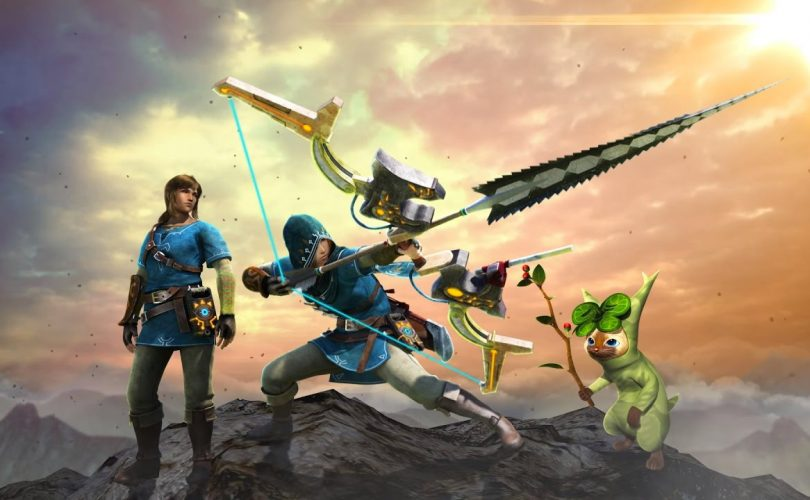 Monster Hunter Generations Ultimate - The Legend of Zelda: Breath of the Wild Collaboration