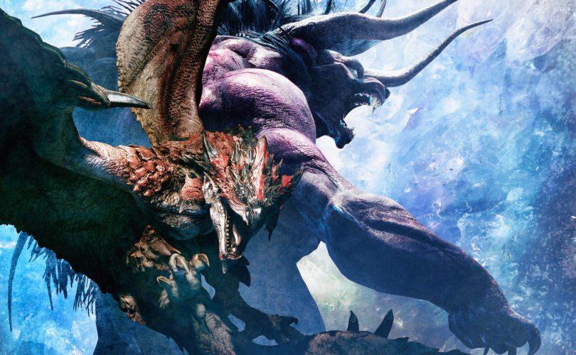 FINAL FANTASY XIV x MONSTER HUNTER: WORLD - Behemoth