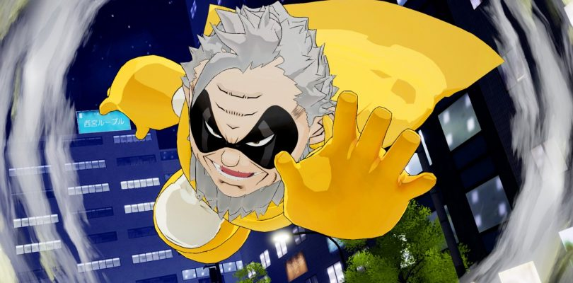 MY HERO ONE'S JUSTICE: nuovo trailer, spot TV e immagini