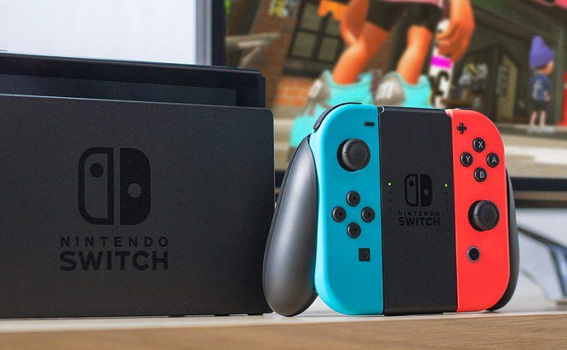 Nintendo Switch / nuovo modello / Nikkei