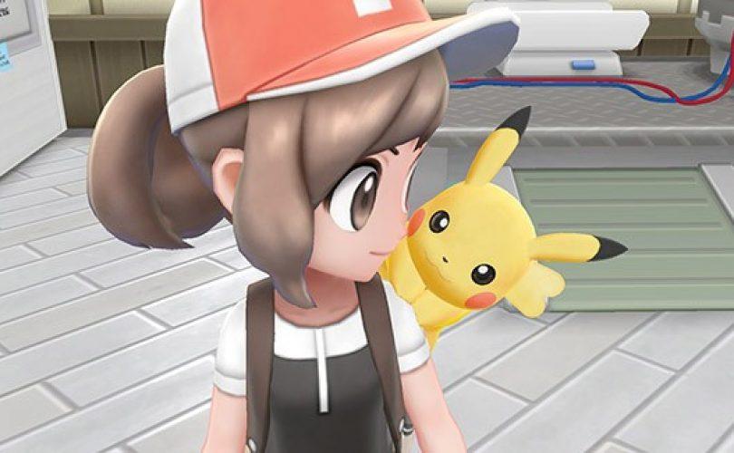 Pokémon: Let's Go, Pikachu! ePokémon: Let's Go, Eevee!