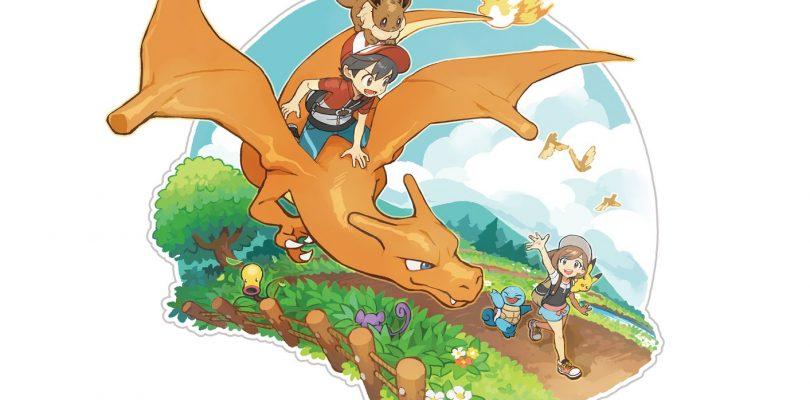 Pokémon: Let's Go, Pikachu!ePokémon: Let's Go, Eevee!