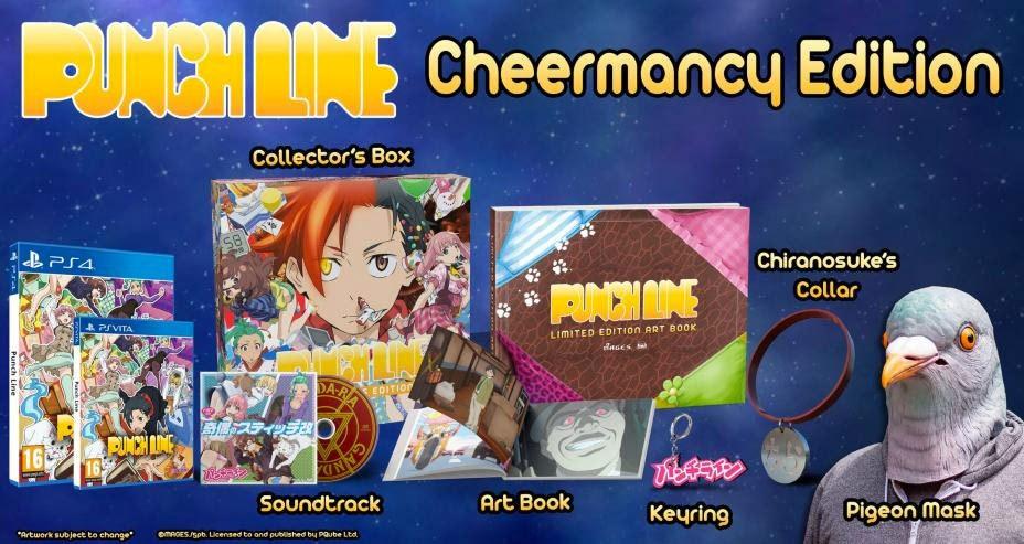 PUNCH LINE Cheermancy Edition