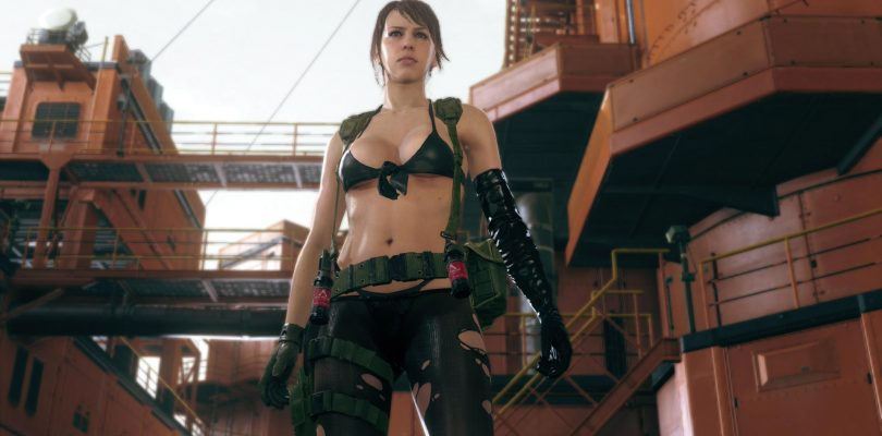 METAL GEAR SOLID V: Quiet