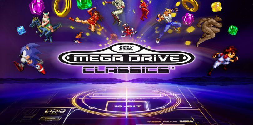 SEGA Mega Drive Classics – Recensione