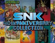 SNK 40th ANNIVERSARY COLLECTION - Ikari / post-lancio