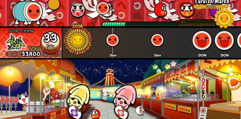 Taiko no Tatsujin: Drum'n'Fun – Match privati in arrivo col prossimo aggiornamento