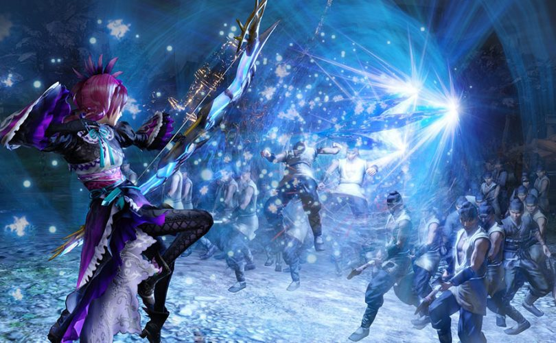 Warriors OROCHI 4 introduce con un trailer Perseus
