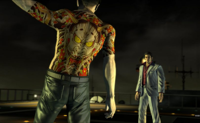 Yakuza 3 - PlayStation 4