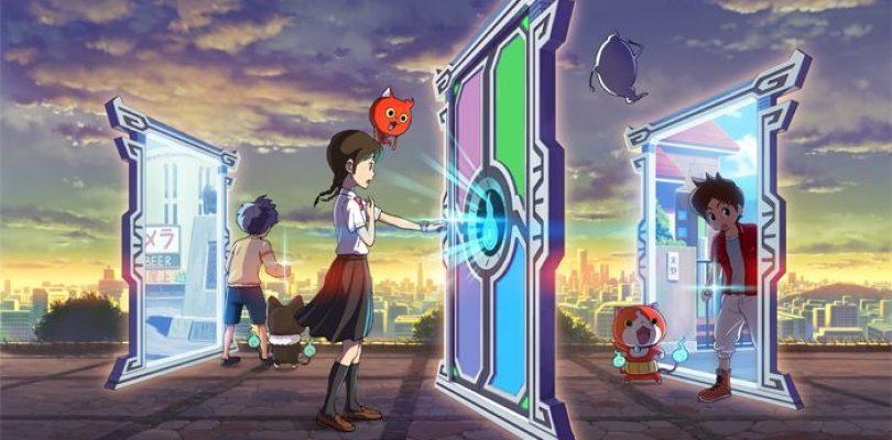 YO-KAI WATCH 4 conquista Famitsu, che lo premia con un 37/40