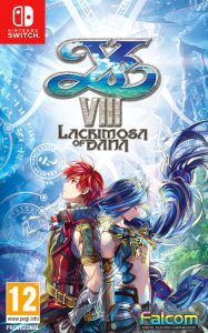 Ys VIII: Lacrimosa of DANA per Nintendo Switch - Recensione