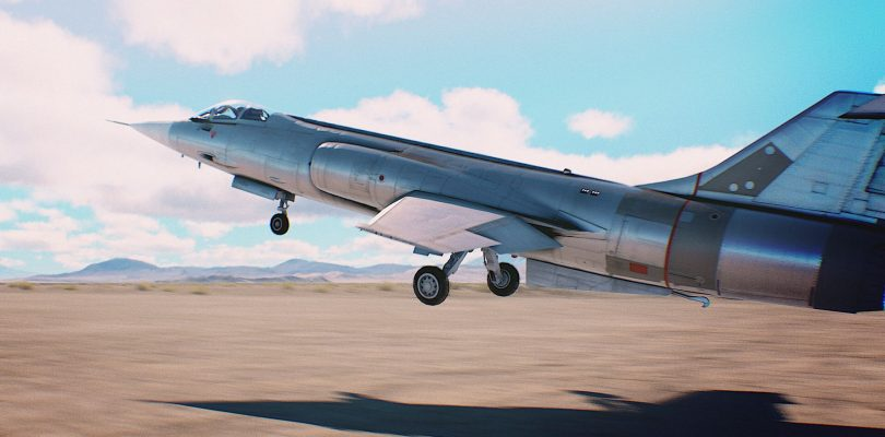 ACE COMBAT 7: Skies Unknown – Trailer per il caccia F-15C
