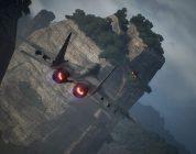 ACE COMBAT 7: SKIES UNKNOWN – Un trailer introduce la personalizzazione dei velivoli