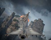 ACE COMBAT 7: SKIES UNKNOWN – Un trailer per il DLC 4: Unexpected Visitor