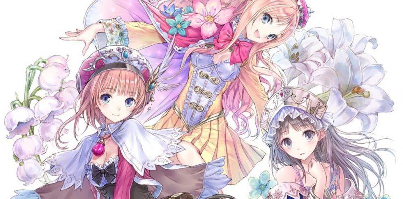 Atelier Rorona, Totori e Meruru DX ricevono un primo trailer