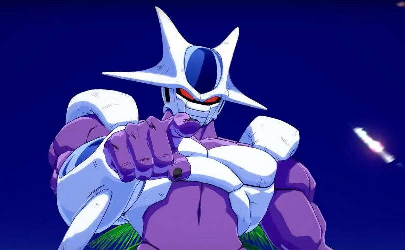 DRAGON BALL FighterZ: Cooler