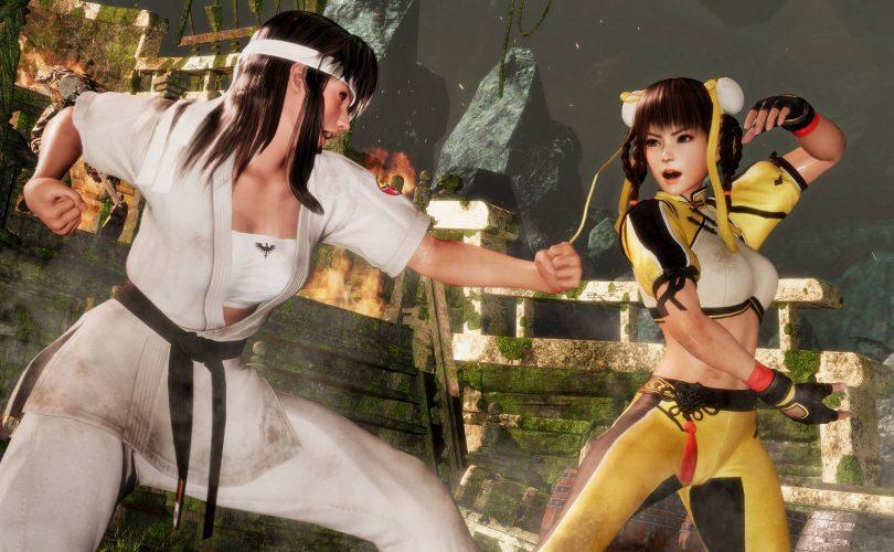 DEAD OR ALIVE 6: arrivano in rete alcune immagini di Hitomi e Leifang
