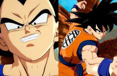 DRAGON BALL FighterZ: tutto ciò che c'è da sapere su Goku e Vegeta
